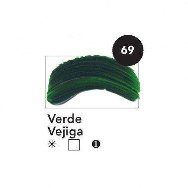 Titán Goya Verde Vejiga  nº 69, 200 cc.