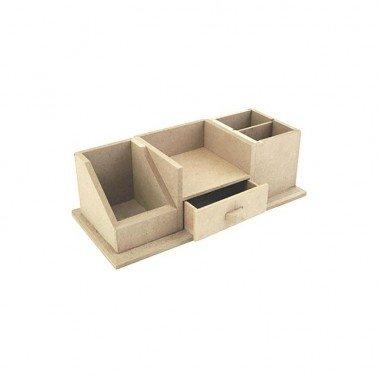 Portalápices DM CADENCE 30x16x10 cm.