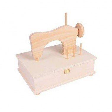 Caja COSTURA MÁQUINA DE COSER 27x19x25 cm.