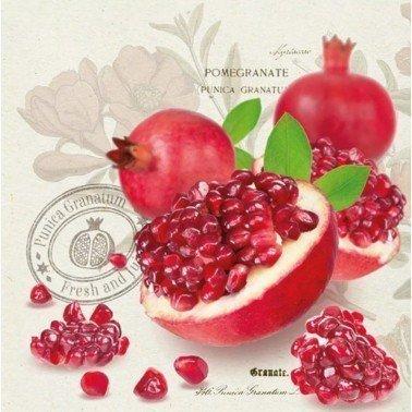 Servilletas para decoupage Pomegranate 33 X 33 cm.
