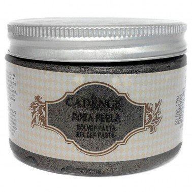 Pasta de relieve Antracita, 150 ml.